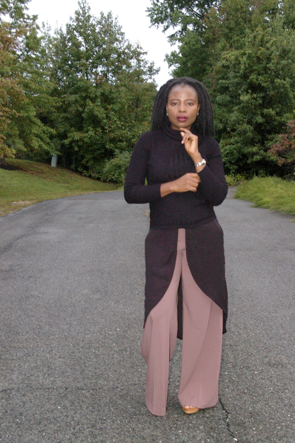 My love for wide legs pants/ Palazzo! graphic